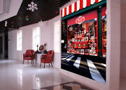 3d Christmas Shop 466 Wall Paper Wall Print Decal Wall Deco Indoor Mural Carly