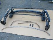 1971 1972 1973 Ford Mustang Cougar Xr7 Convertible Top Frame No Rot Oem