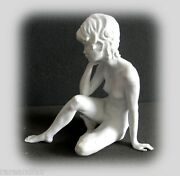 Kaiser White Nude Figure Of Young Woman - Germany