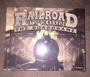 Railroad Tycoon The Board Game Eagle Games 2005 Sealed Brand New Usa