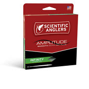 Scientific Anglers Amplitude Smooth Infinity Fly Line Wf4f