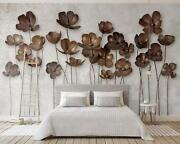 3d Iron Flowers 55 Wall Paper Exclusive Mxy Wallpaper Mural Decal Indoor Wall Aj