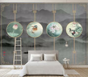 3d Chinese Style 6 Wall Paper Exclusive Mxy Wallpaper Mural Decal Indoor Wall Aj