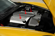 2006-2013 Chevy Corvette Z06 Ls7 Vented Engine Intake Plenum And Fuel Rail Covers