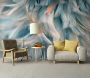 3d Floating Feathers 56 Wall Paper Exclusive Mxy Wallpaper Mural Decal Indoor Aj