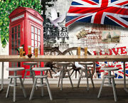 3d Flag Retro Style 55 Wall Paper Exclusive Mxy Wallpaper Mural Decal Indoor Aj