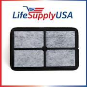 2pk Replacement Hepa Filter A Fits Germguardian Ac4010 And Ac4020 Air Purifiers