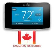 Emerson Sensi Touch Wi-fi Thermostat With Touchscreen Color Display For Smart...
