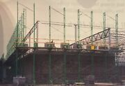 Beast Industrial / Construction Stage / Scaffold / 200 Ft Long 4 Storyandnbsp