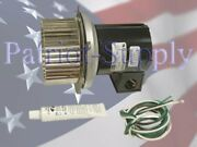 Field Controls 46234800 4hd Stainless Repl Mtr + Whl