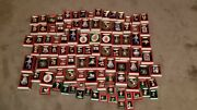 Giant Lot Of 98 Vintage Hallmark Keepsake Ornaments - 1980and039s/1990and039s