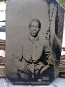 African American In The Confederate Uniform... History Making Photos..