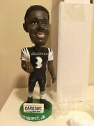 Ken Griffey Jr Jungle Kats Bobblehead Cincinnati Reds Mariners Sga Rare The Kid