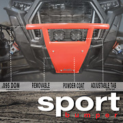 2018 Rzr 1000 Xp Front Bumper Red