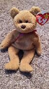 Ty Beanie Babies Curly The Bear Retired