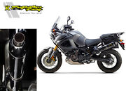 Two Brothers Racing Sr1 Zx10r Zx-10r 11-14 Slip-on Carbon Fiber Exhaust Muffler