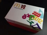 Coca Cola London 2012 Olympic Games Limited Edition Glasses Gift Box