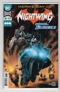 Nightwing Issue 48 Harmand039s Way Part One Marvel Comics 9/5/18 1st Print