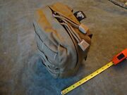 New Specter Gear 280 Coy Molle Ii Medium - Vertical Utility Pouch Coyote Tan