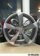 4 Jantes 16and039and039 Look Rotor Audi Sport Pour Tous Modandegraveles Audi / Vw
