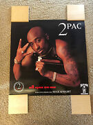 Vintage 2pac All Eyez On Me Death Row 1996 Promos Snoop, Dr. Dre, Nate Dogg