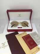 New Vintage Saint Honore Limited Series Sunglasses W/sapphire 1980s 49mm