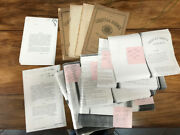 [rare 4 Csjs W/tip-in Sheets And 7 Others, Christian Science, Mary Baker Eddy]