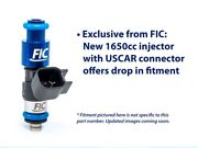 Fic 1650cc Chevy Gm Ls2 Engines Fuel Injector Clinic Injector Set Is302-1650h
