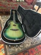 Stunning Limited Edition Hohner Electric Guitar Christmas Mint Con.