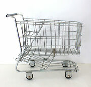 Vintage Dreamweaver Miniature Shopping Cart For Store Display Or Dolls Awesome