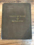 [1st Ed, Unity Of Good And Unreality Of Evil, Mary Baker Eddy Christian Science]