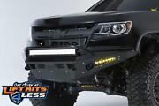 Add F357412720103 Honeybadger Front Bumper For 2015-2021 Gm Canyon/colorado