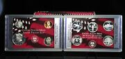 1999-s Anacs Pr70dcam United States Mint Silver Proof Set [09dud]