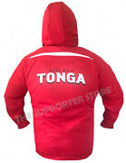 Tonga Rugby League 2018 Mate Maand039a Players Hoody Mens Ladies And Kids Sizes