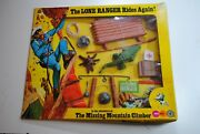 The Lone Ranger Rides Again Marx Gabriel The Red River Floodwaters 2  Mib