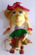 Toy Doll Rosy Rosicchia Girlfriend Topo Gigio Lenci By Lars 1960s Made In Italy