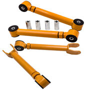 Suspension Adjustable Alignment Upper Control Arms For Jeep Cherokee Xj 1986-01