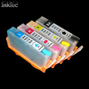Ciss Refill Fill In Ink For Hp 920xl Bk Y M C Black Yellow Magenta Cyan