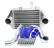 Fit 91-95 Toyota Mr2 Turbo Coupe 2d 2.0t 3sgte Intercooler +piping Kit+clamp