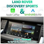Land Rover Discovery Sports Android Auto / Apple Carplay Integration