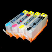 Fillable Printer Refill Cartridge Continuous Ink System Cartridge For Hp 920xl