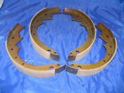 Brake Shoes Front 46 47 48 49 50 Oldsmobile 78 And 98 New