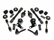 Deluxe Front End Repair Kit 65 66 Ford Thunderbird Tbird 1965 1966 Ball Joints