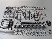 Most Complete Deluxe Engine Rebuild Kit Rocker Arms 1959-62 Cadillac 390 H/p Cam