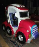 Falgas Coin Operated Kiddie Ride New York Fire Dept Runs Great Ride 199