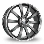 20 Gm Todoterreno Alloy Wheels+tyres Fit Land Range Rover Vw T5 T6 T28 T30 T32