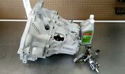 02-05 Civic Si 5 Speed Remanufactured Transmission Carbon Synchros K20a3 Stage 1