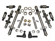 Front End Repair Kit 1954 Dodge V8 Cars With Power Steering New W/ King Pins