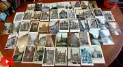 Amsterdam Holland 50 Old Postcards C.1910-50's Nice City Views Great Lot