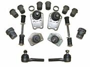 Front End Suspension Repair Kit 1970 Amx Javelin New Ball Joints Tie Rod Ends